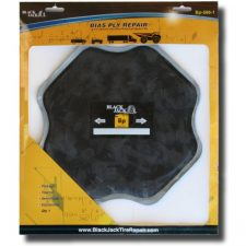Bias Ply Tyre Repair Patches